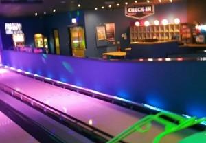 Bowling at Lymelight Lanes
